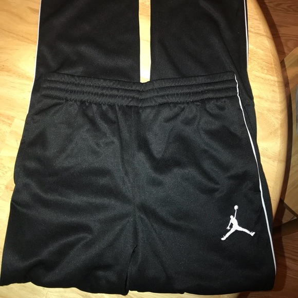 121bf584c15806 Boys Nike Air Jordan track Pants